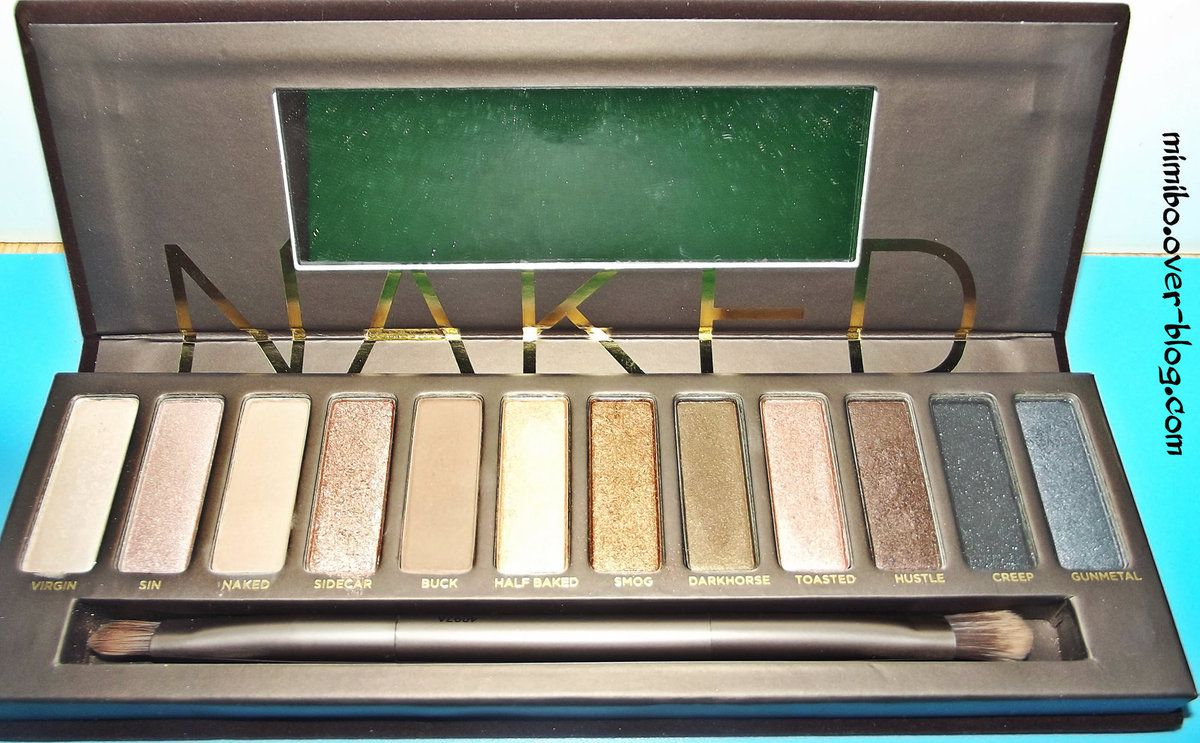Naked et primer potion Urban Decay