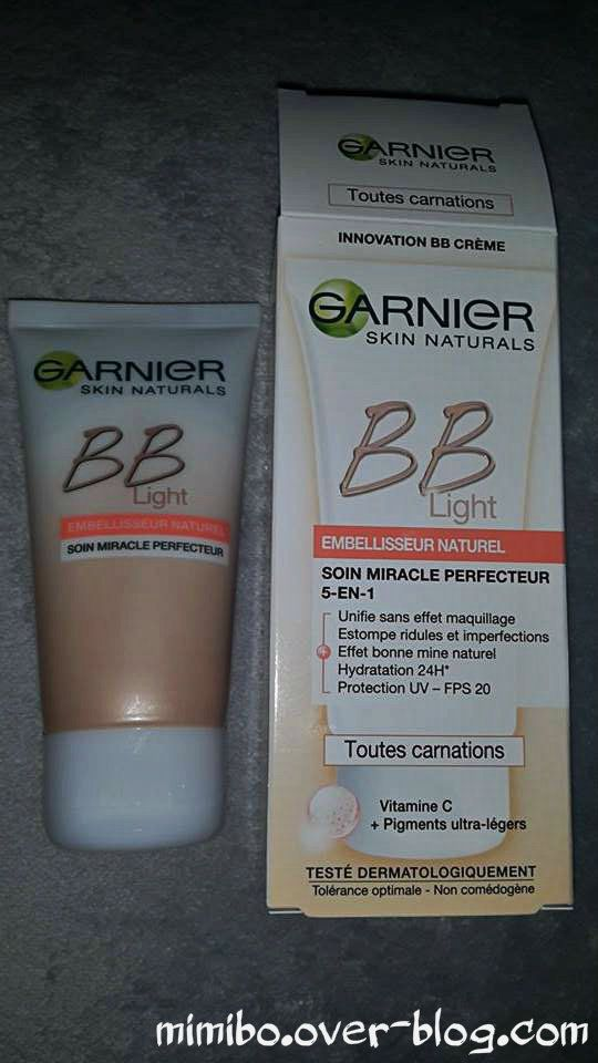 BB crème light GARNIER