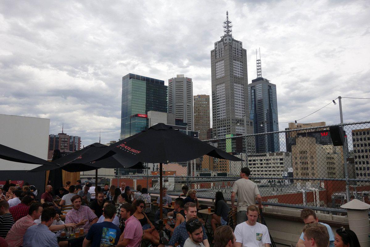 De Sydney à Melbourne