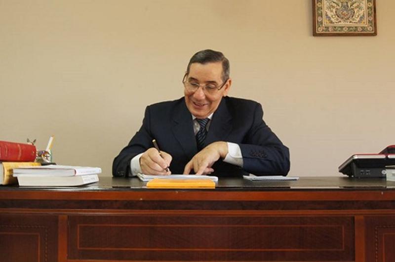 M. Noureddine Boukrouh. DR&#x3B;