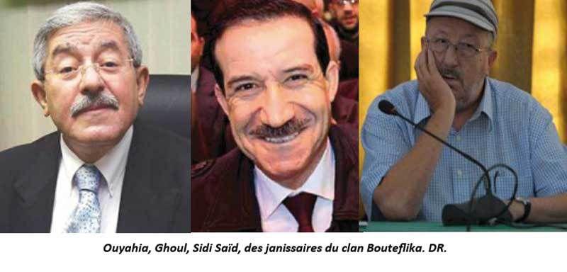 L'Algérie en photos : Valls, Bouteflika, Khelil
