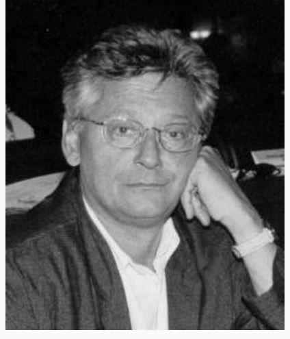 Michel Rogalski. DR.