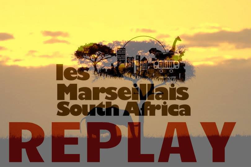 REPLAY &quot&#x3B; Les Marseillais: South Africa &quot&#x3B;