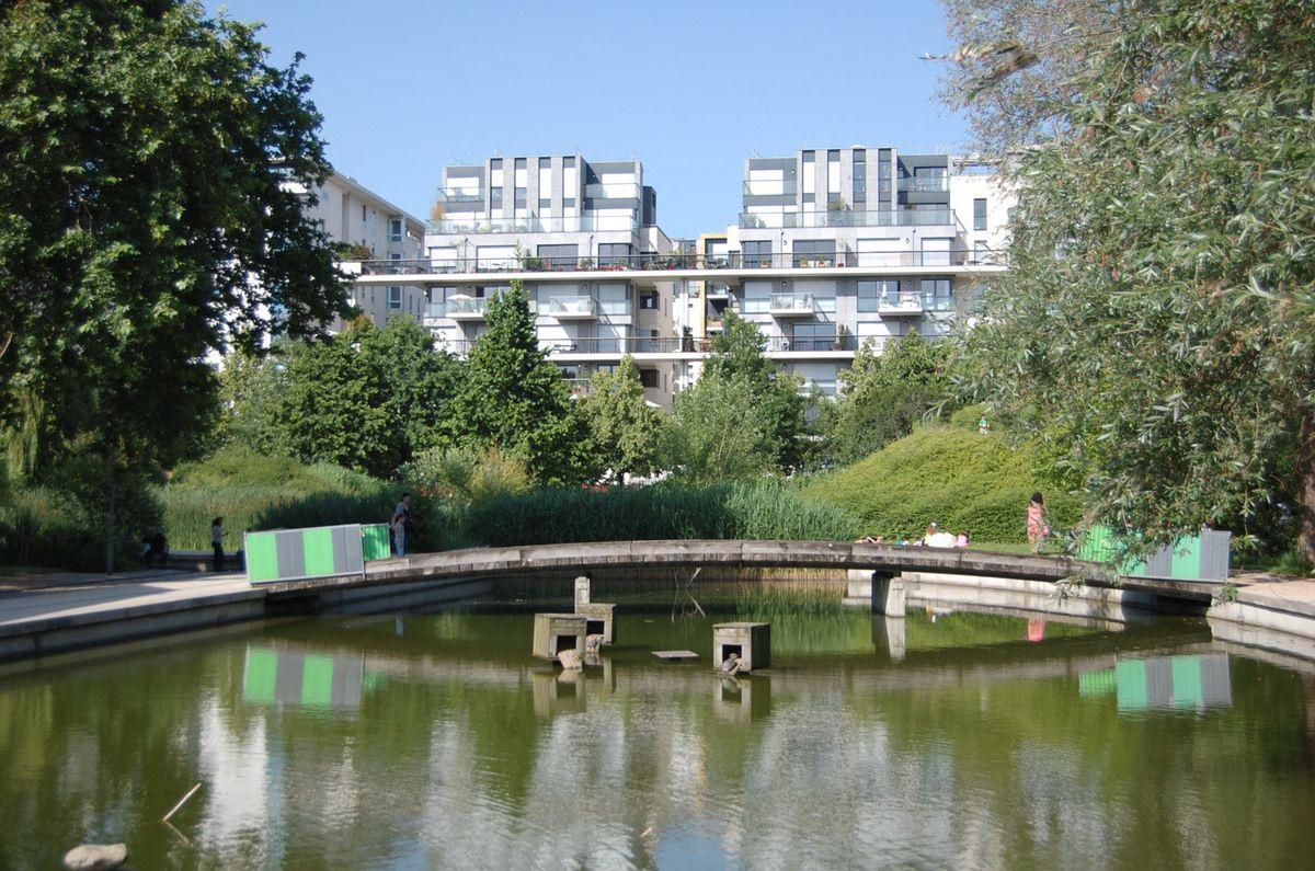 Paris - Le Parc de Bercy