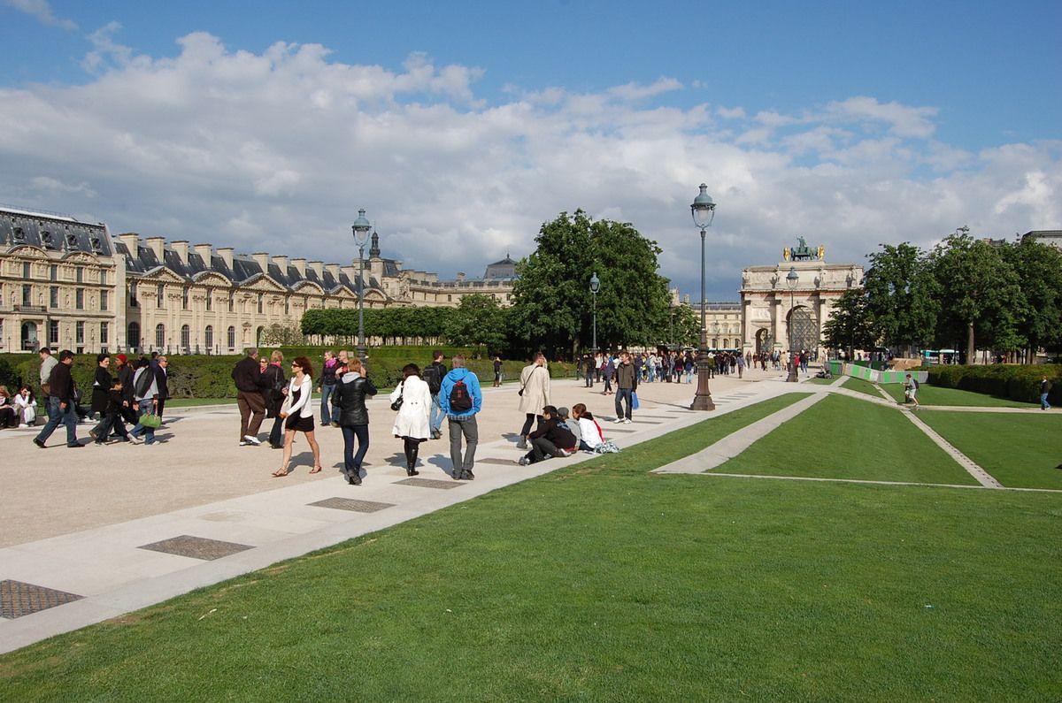 Paris jardins des tuileries lankaparc parcs et jardins for Jardin jardin tuileries
