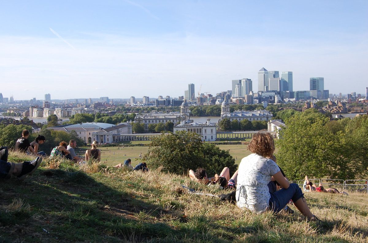 Londres - Greenwich Park