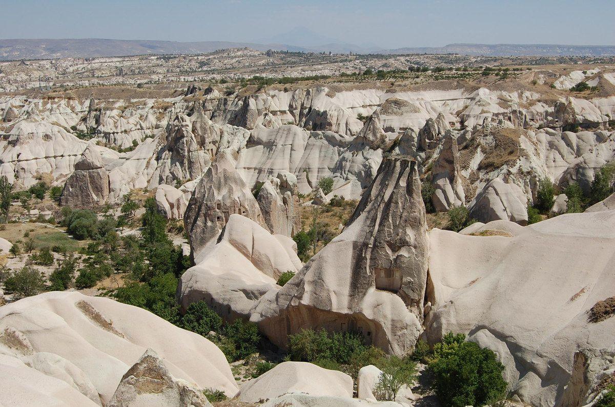 Turquie parc national de g reme et sites rupestres de - Conseil national des parcs et jardins ...