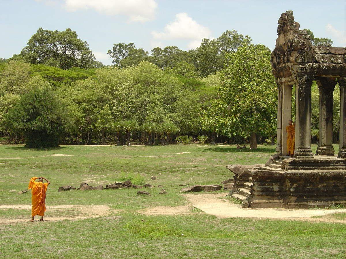 Cambodge - Parc archéologique d'Angkor