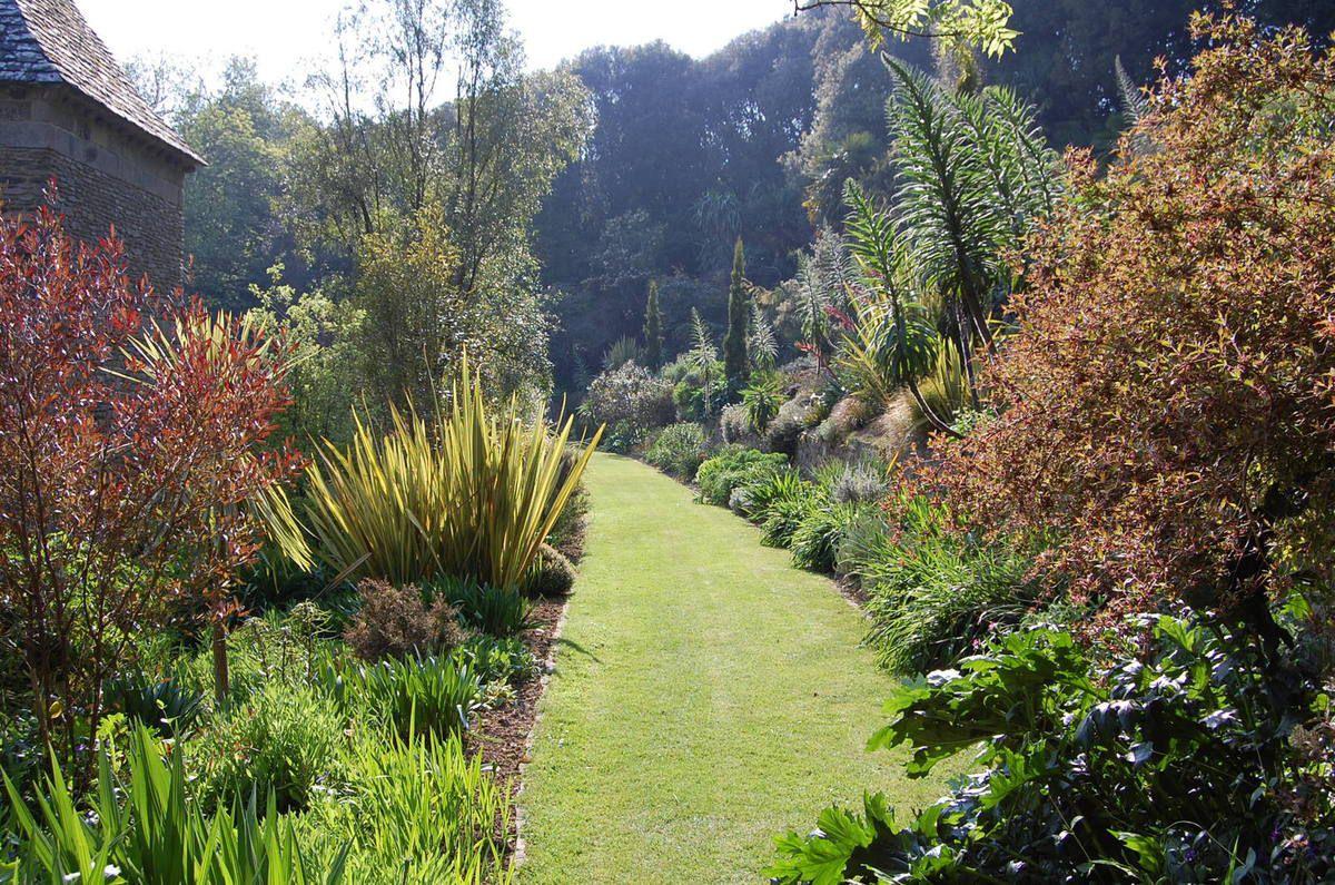 Bretagne Jardins De Kerdalo Lankaparc Parcs Et Jardins