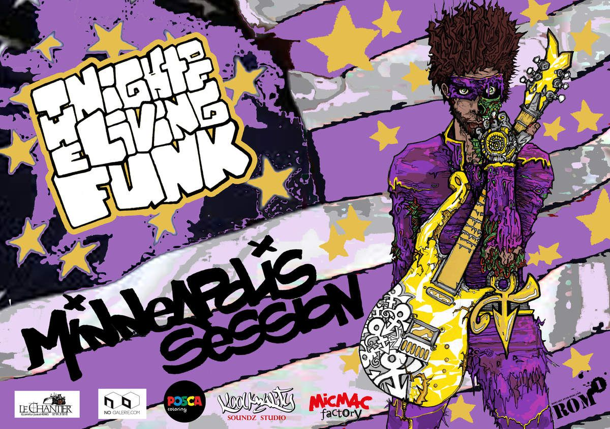 THE Night of The Living Funk Season 5 June 2O16 Minneapolis Session