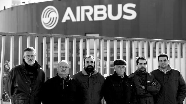 """Six des """"huit d'Airbus"""" qui risquent d'être condamnés à un total de 66 années de prison !"""
