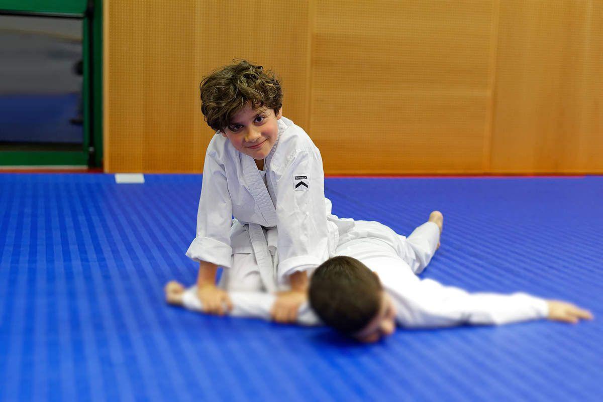 Reprise des cours d'Aïkido enfant-ados à Besancon