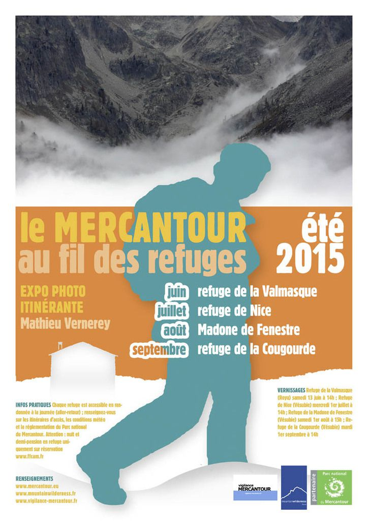 &quot&#x3B;LE MERCANTOUR AU FIL DES REFUGES&quot&#x3B;