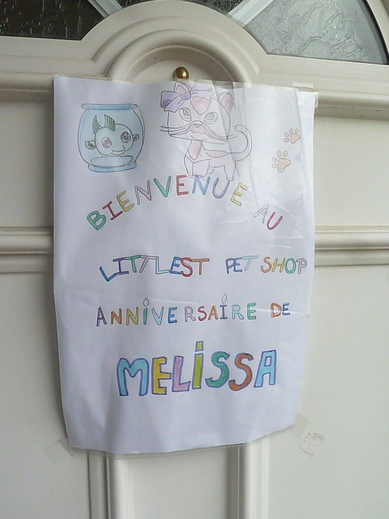 Melissa Party