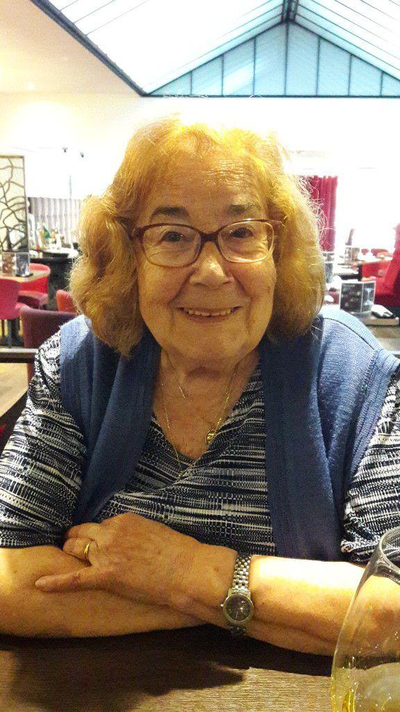 Bon anniversaire  mamie Margo