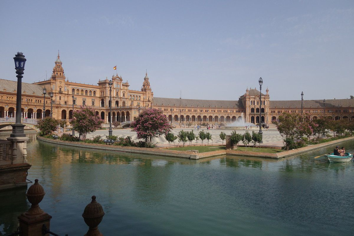 Andalousie n°1 Seville