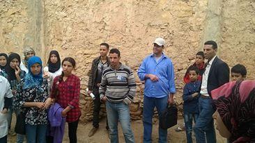 النسخة الثالثة للقافلة التربوية لثانوية عمر بن جلون الإعدادية : زيارة ثلاث جماعات قروية بمشاركة سبع جمعيات مدنية