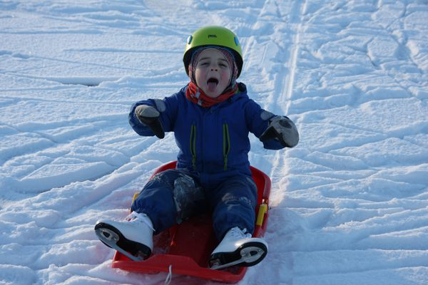 snø aktiviteter