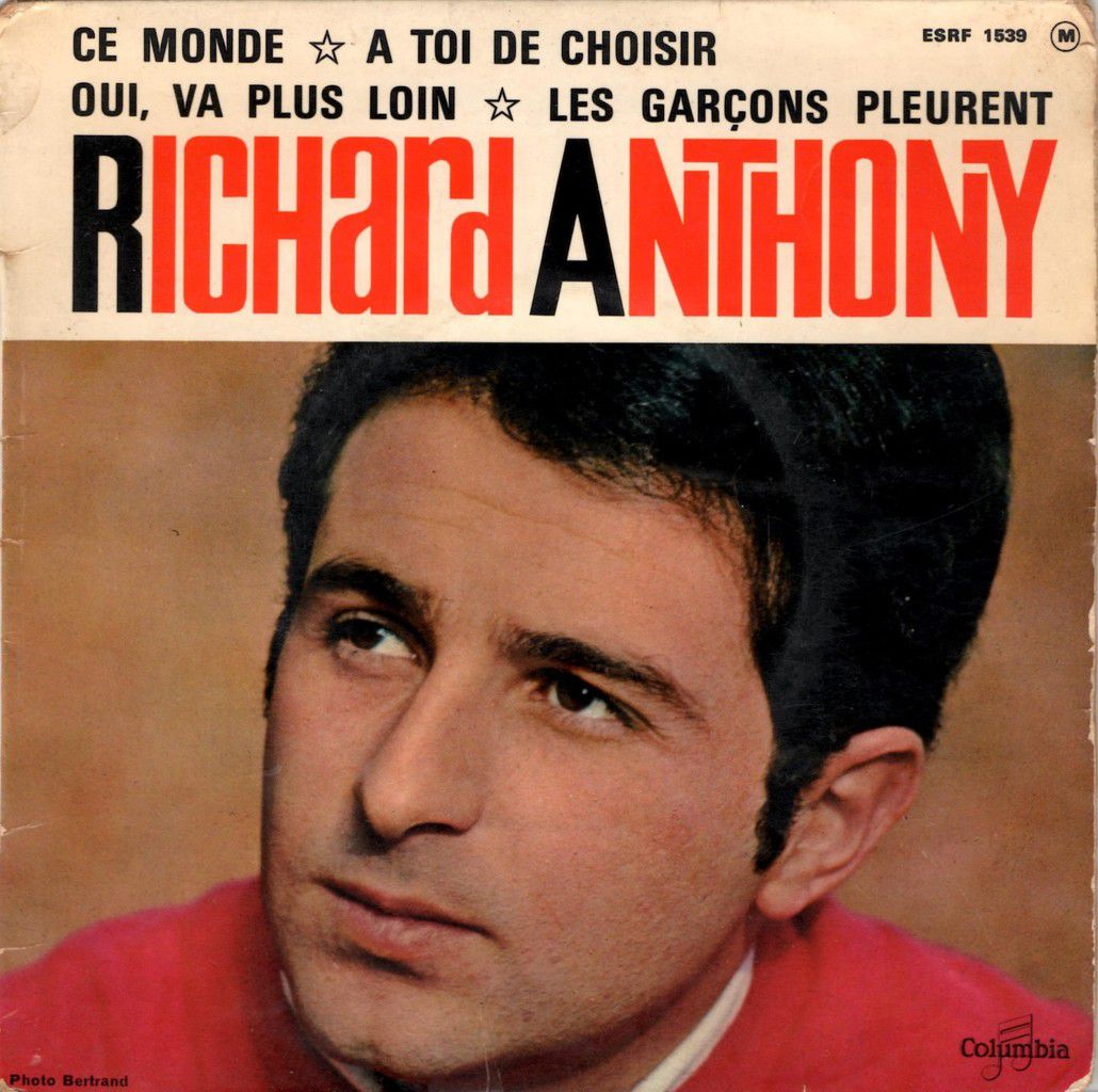 Richard Anthony !