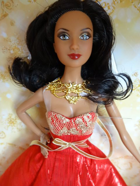 Barbie Holiday 2014.