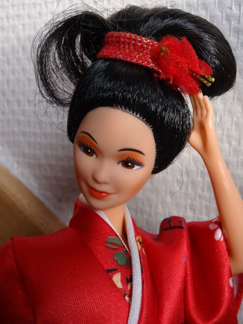 Barbie DOTW Japon 1984.