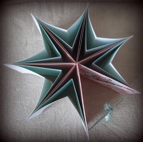 Mini-album étoile.
