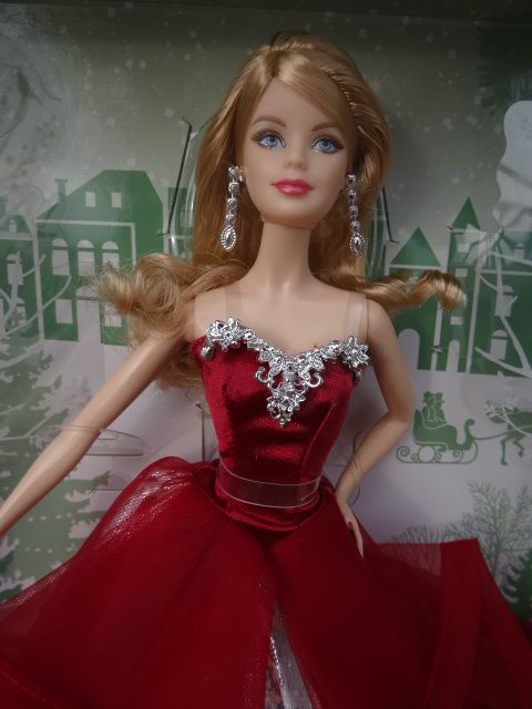Barbie Holiday 2015.