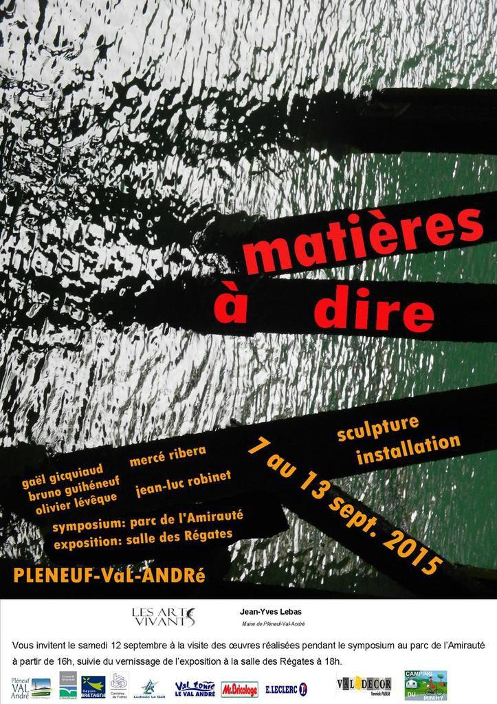 Symposium Val André 2015