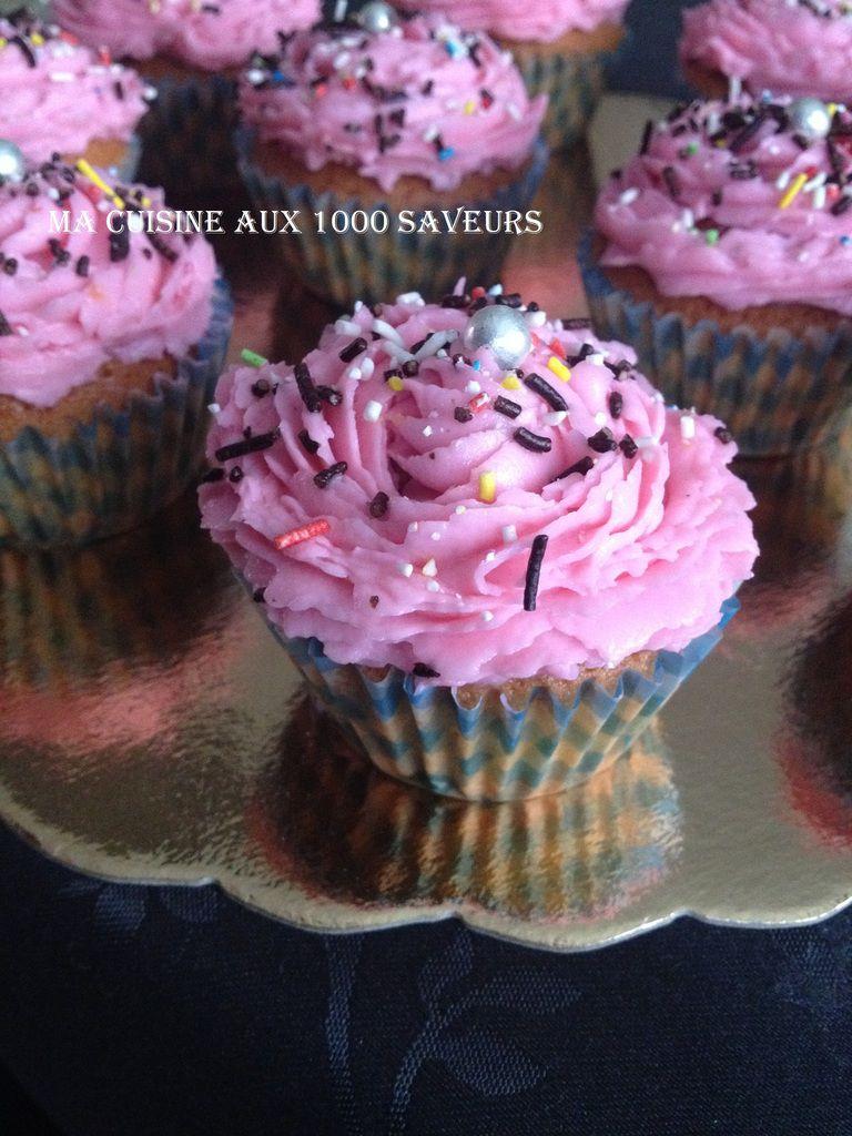 cupcake vanille