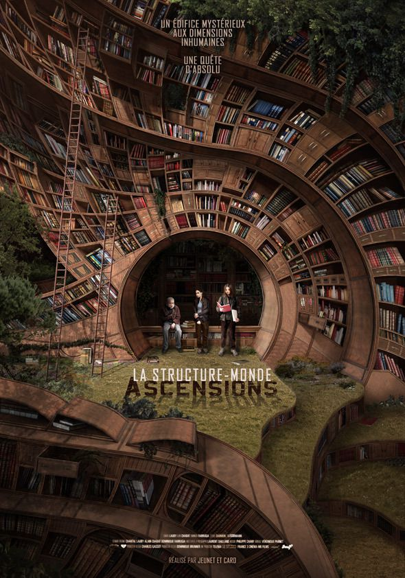 Ascensions: La Structure-Monde / Le film
