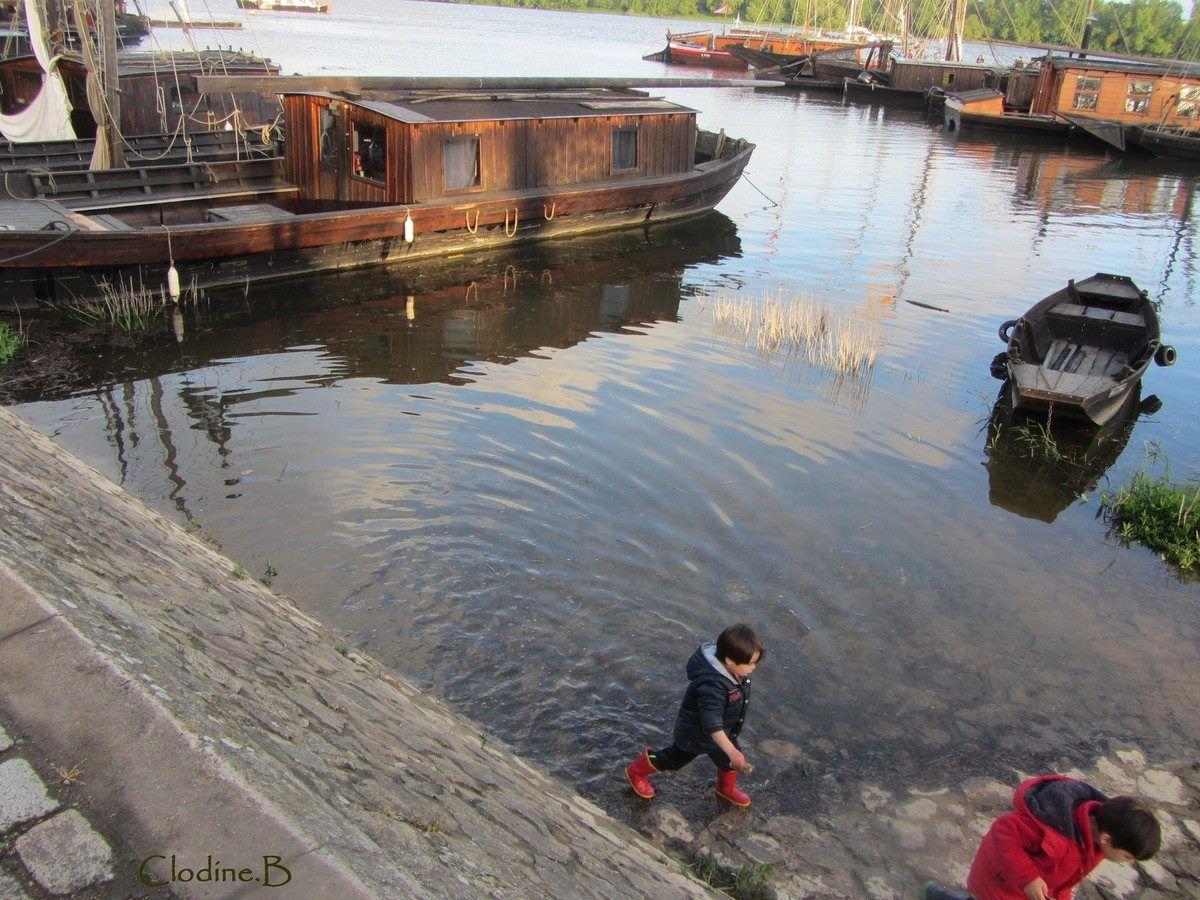 Le port de la Possonnière