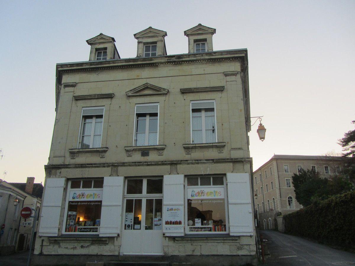 C'était le 5 AVRIL, rencontre avec Sylvie Gracia des éditions du Rouergue.