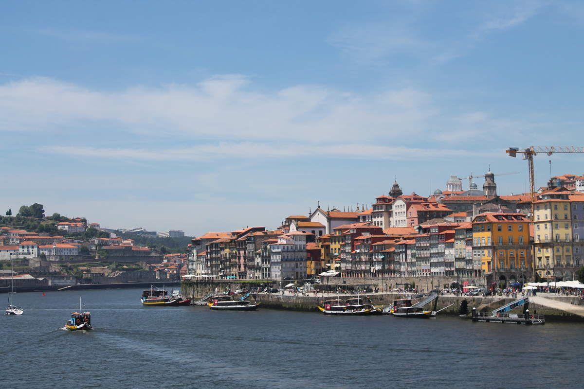 Virée au Portugal :Porto
