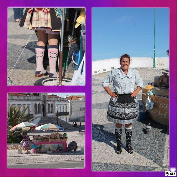 Virée au Portugal :Nazaré