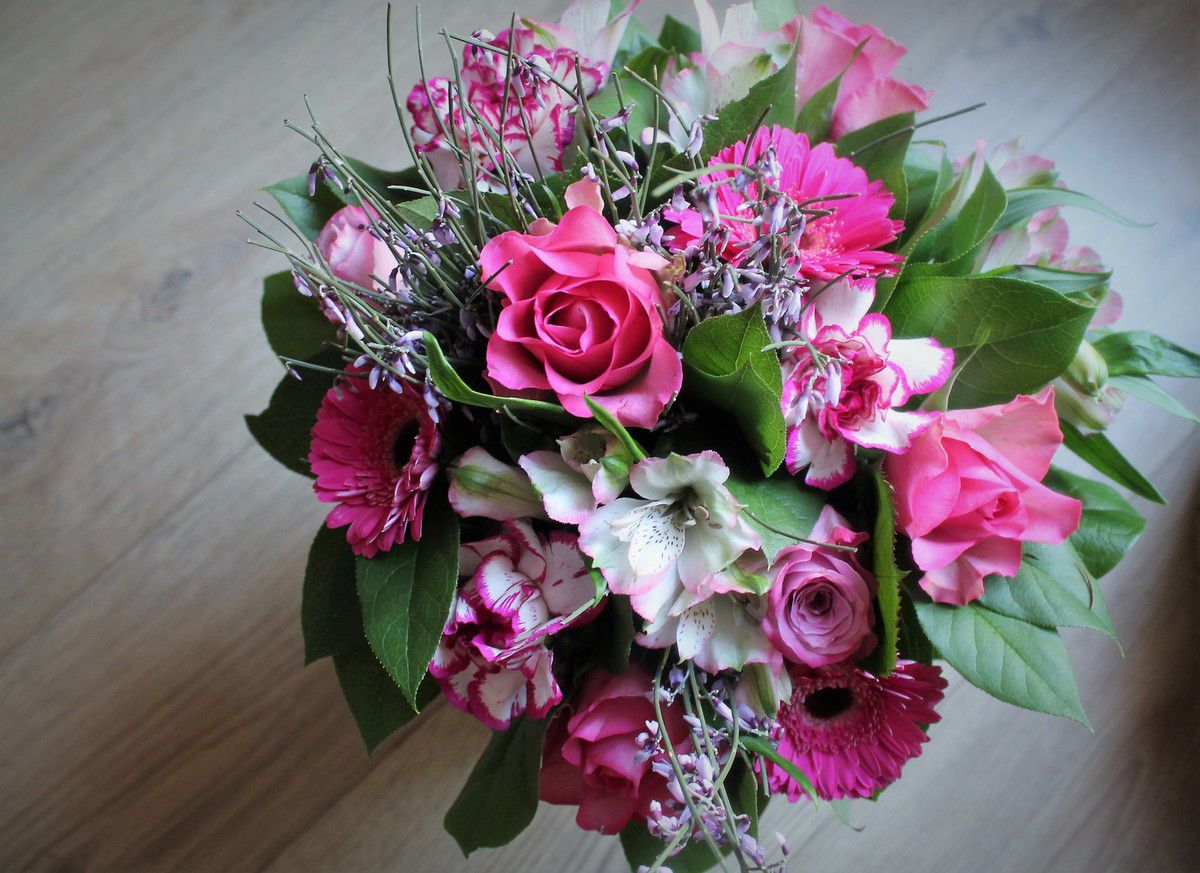 Bouquets  du week-end