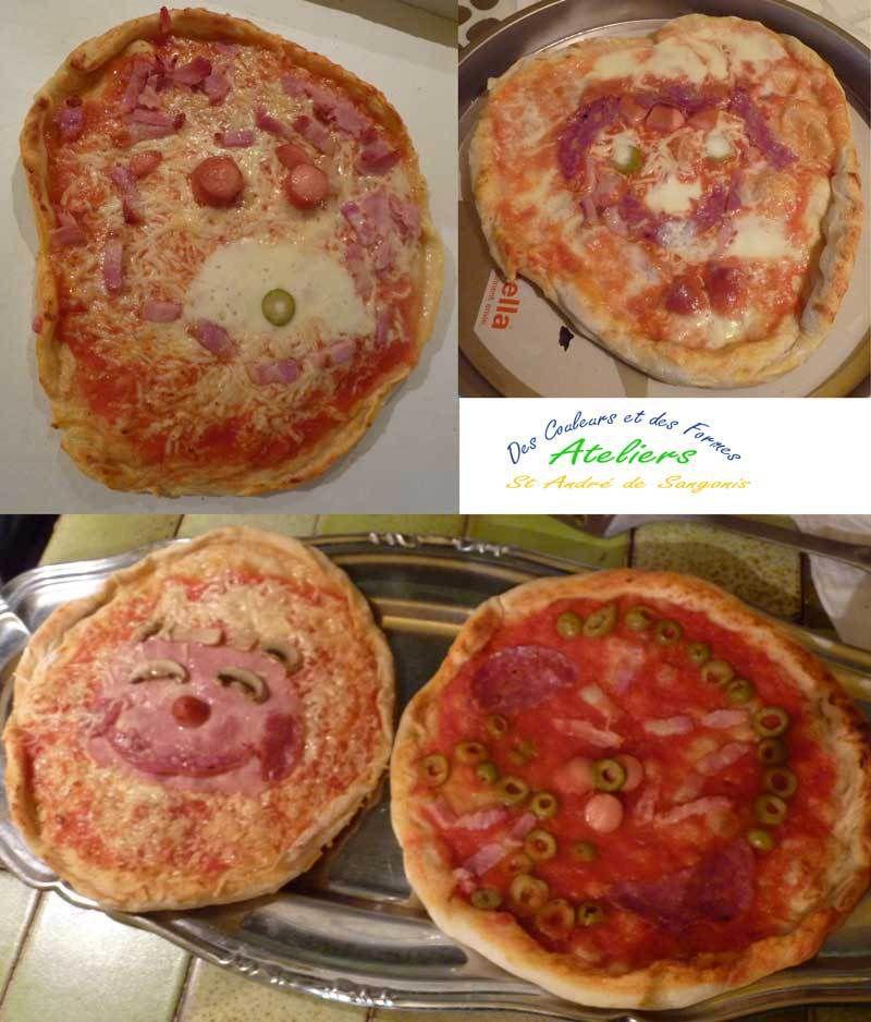 Ateliers cuisine - pizza !