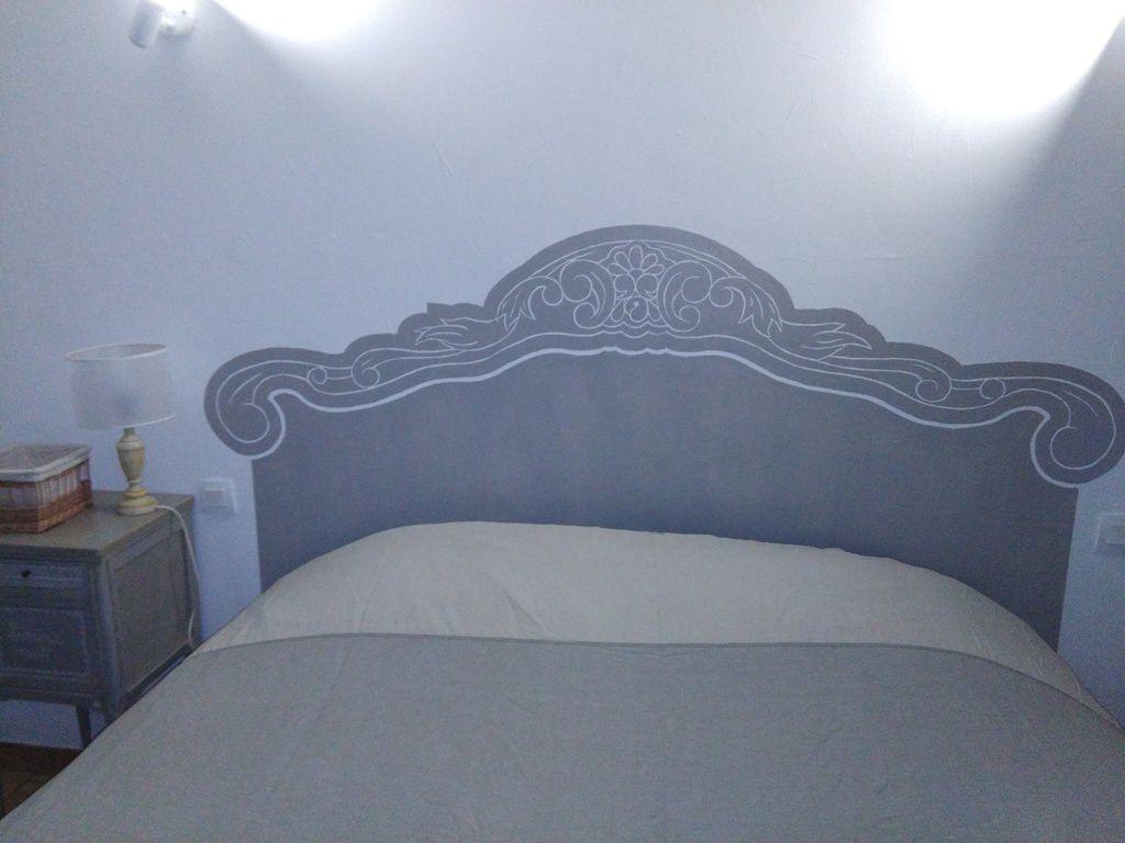 tête de lit...