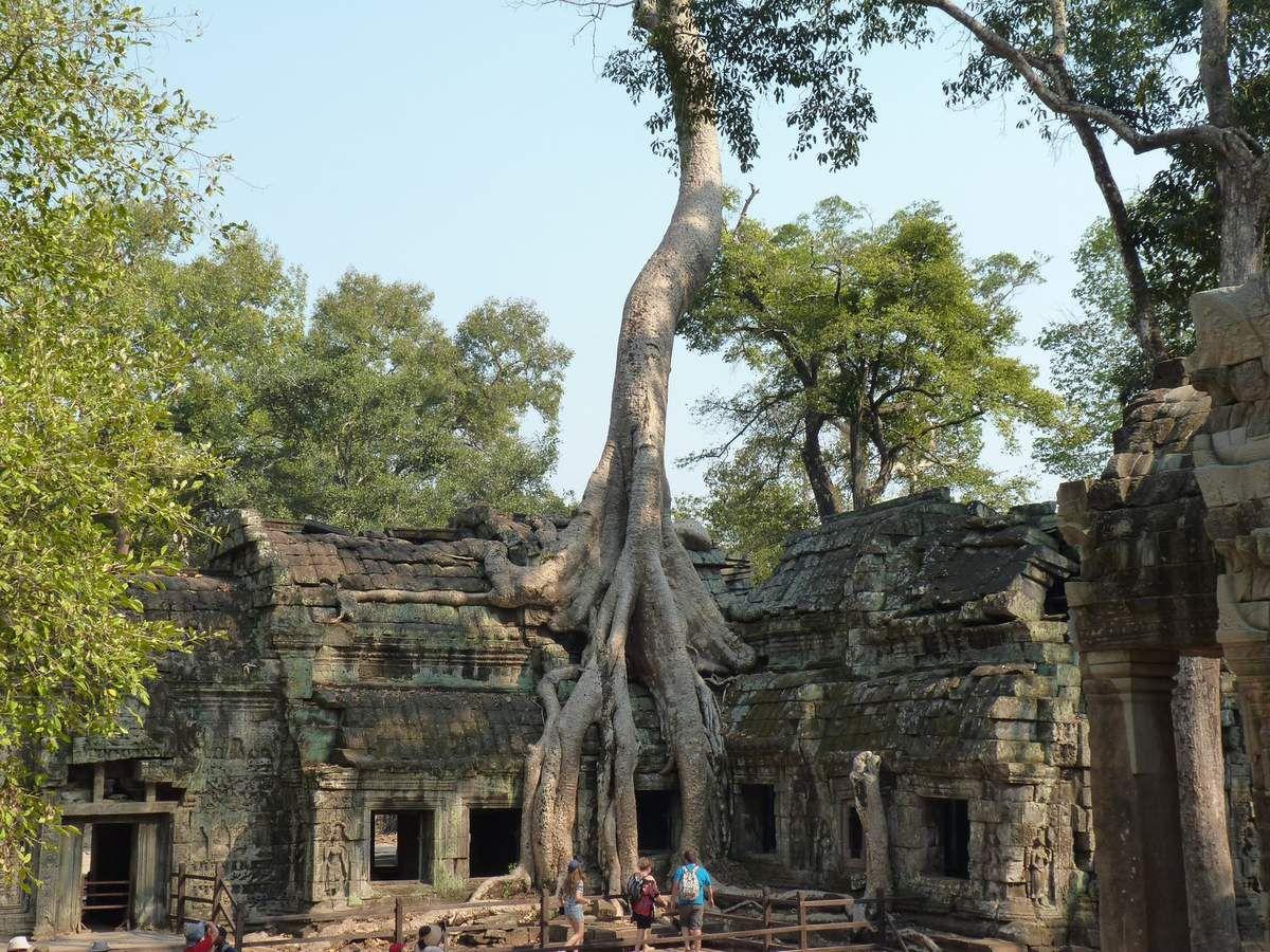 Asie du sud-est 1. le Cambodge