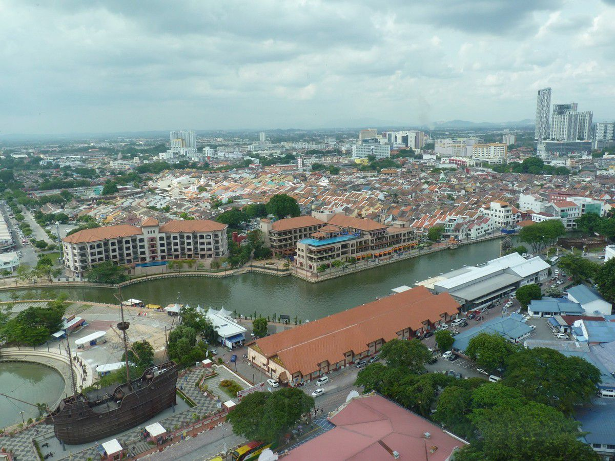 balade en Asie: 2. la Malaisie