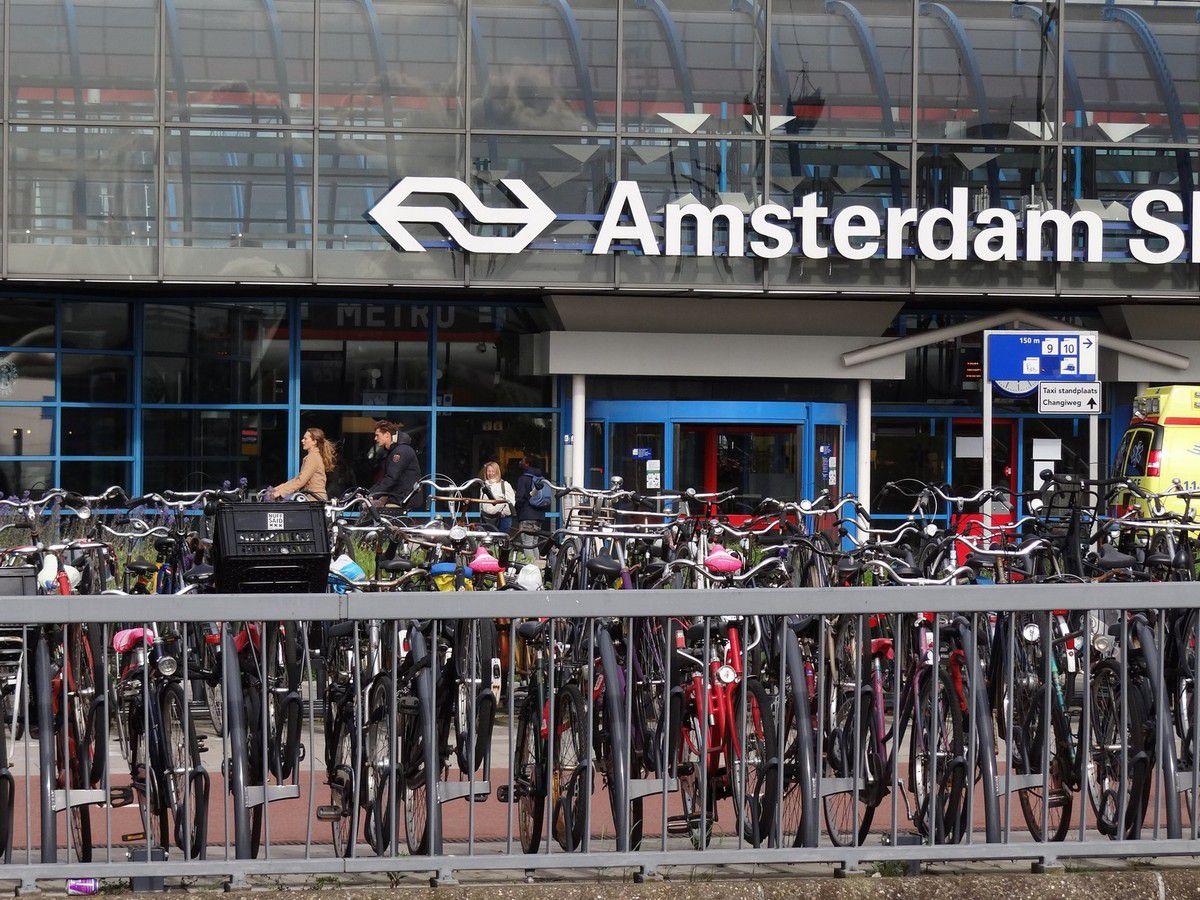 balade à Amsterdam