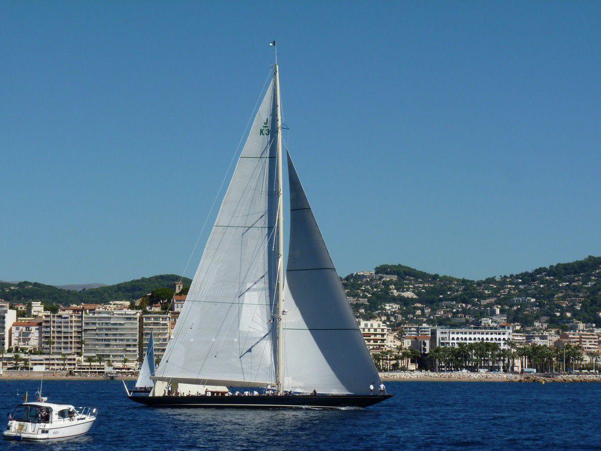 régates royales à Cannes