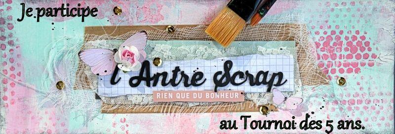 Tournoi Antre Scrap 2015 - Défi n°4
