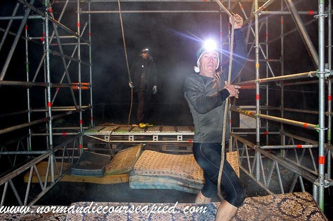 Nicolas au Dingo Cross décembre 2014