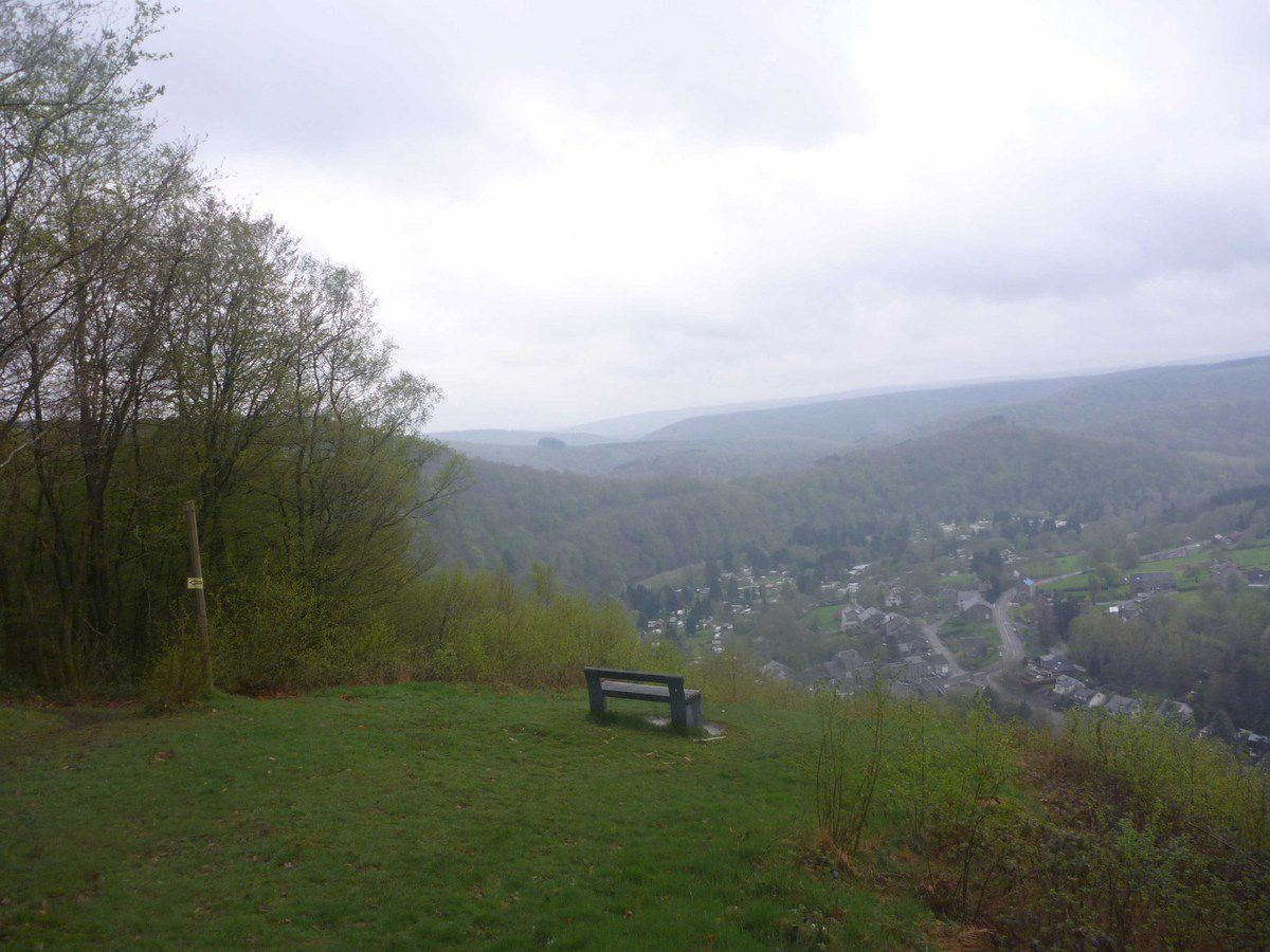 Résultat du trail de Bouillon du 23/04/16