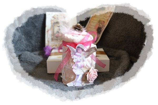 Cadeau noël pour Marie Laure
