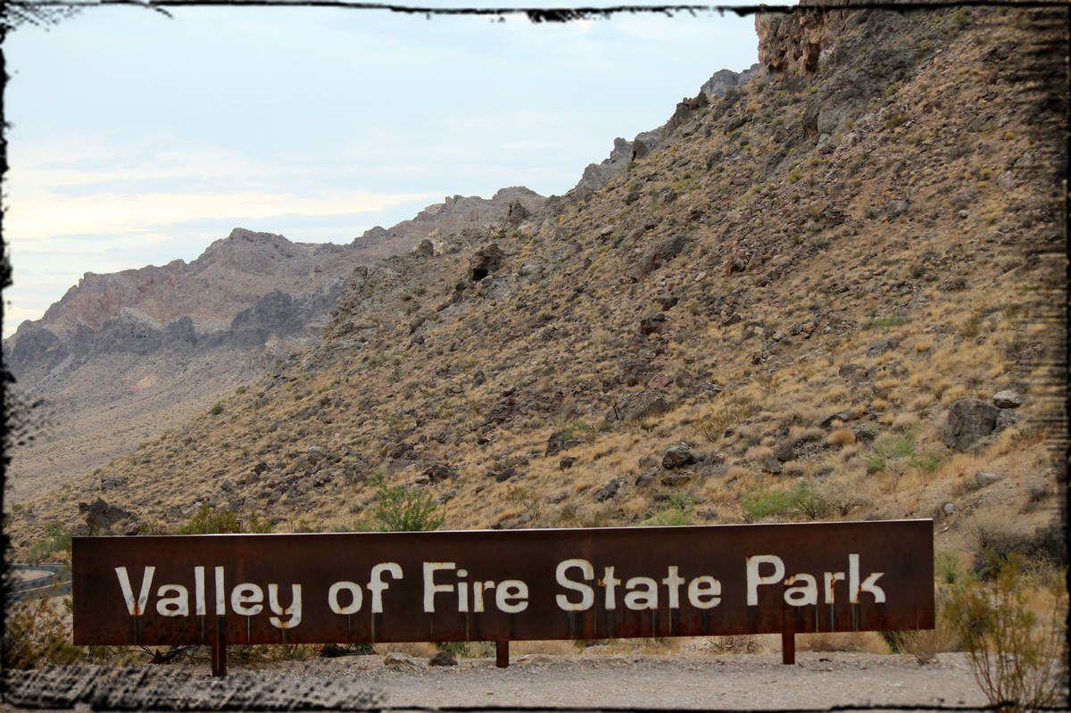 Road trip USA # 7 : Jour 7 : Las vegas/Fire Park ...