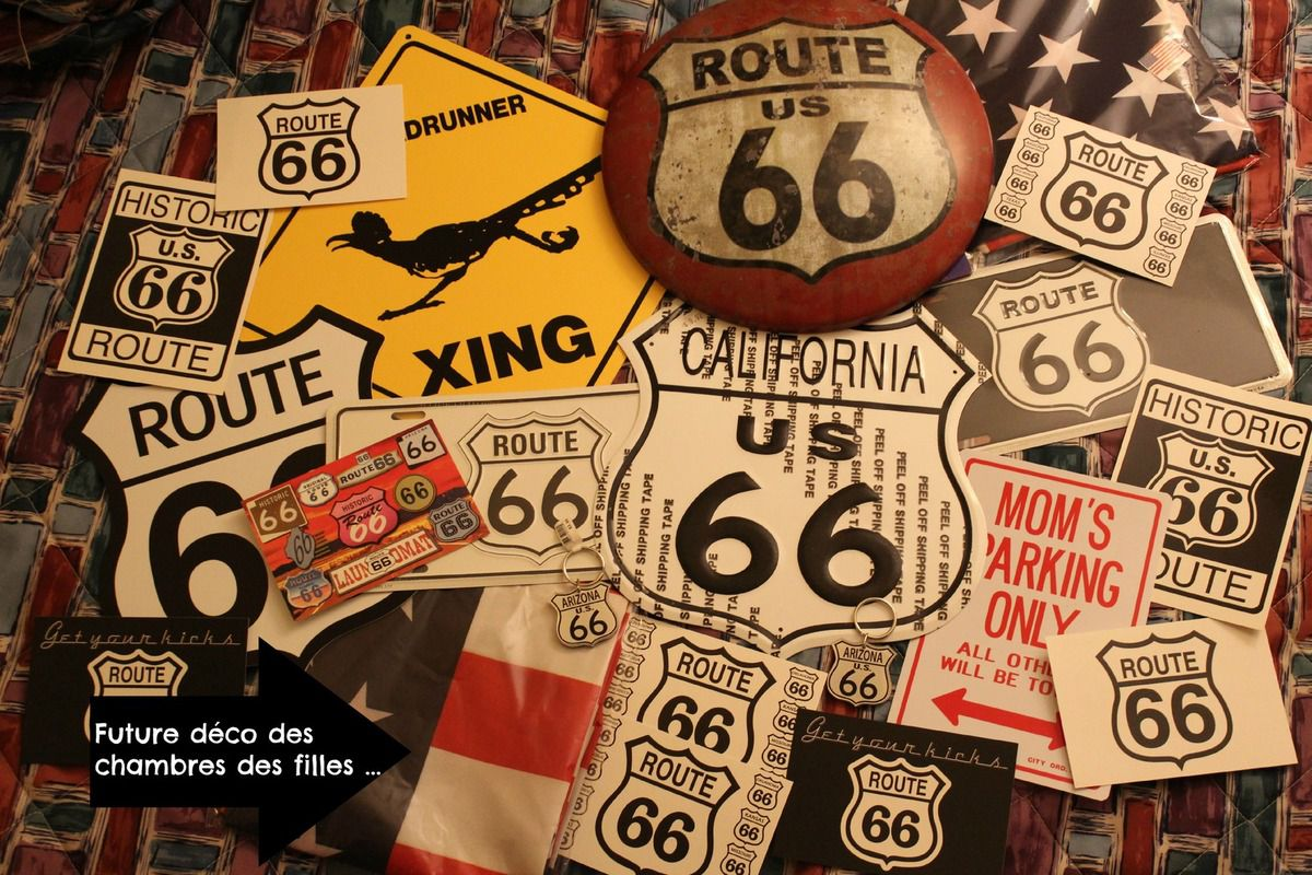 Road Trip USA # 12 : Jour 12 : Route 66 vers la Californie