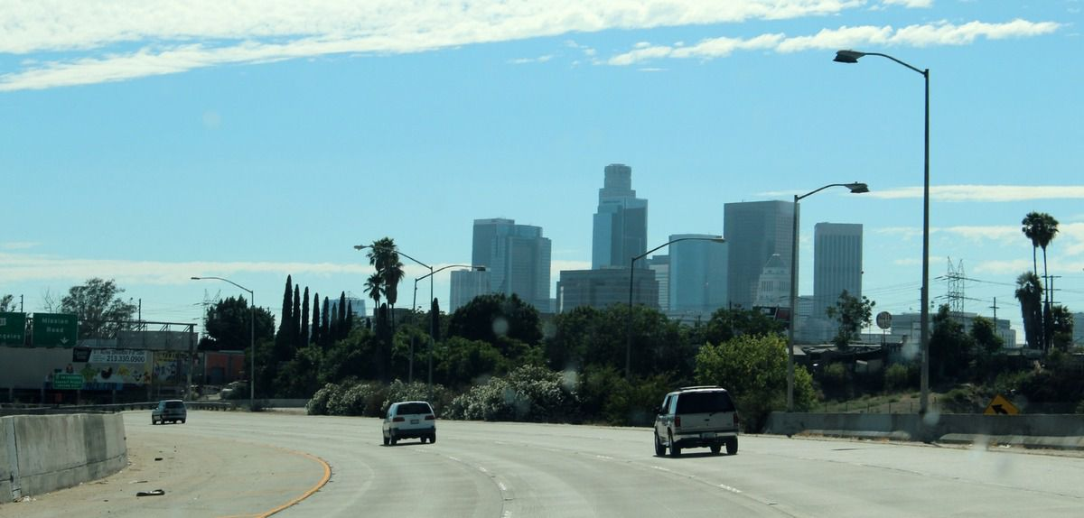 Road Trip USA # 13 : Jour 13 : En route vers Los Angeles