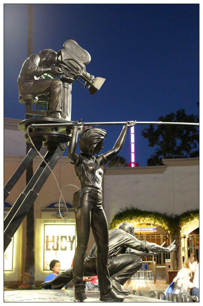 Road Trip USA # 14 : Jour 14 : Universal studios...
