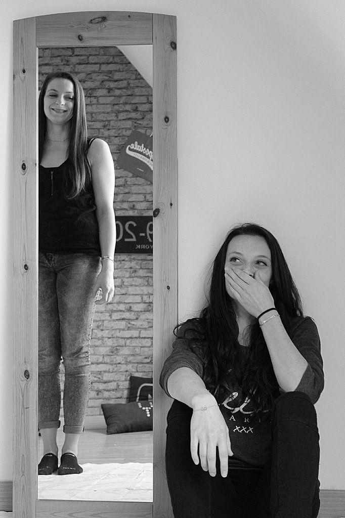 Miroir, mon beau miroir ...